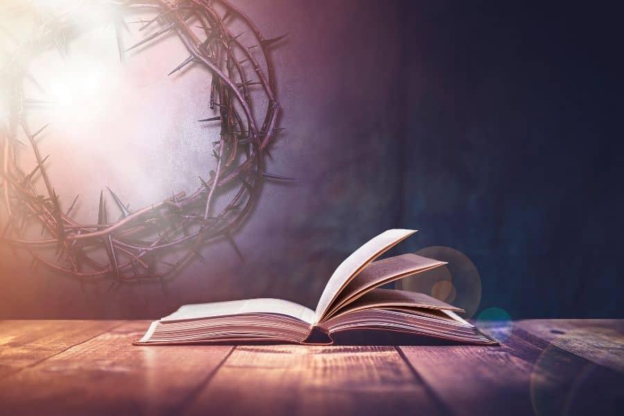 Easter Bible verses - He His Risen Verses
