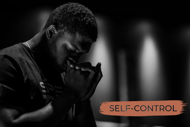 Deep Bible Verses About Self Control