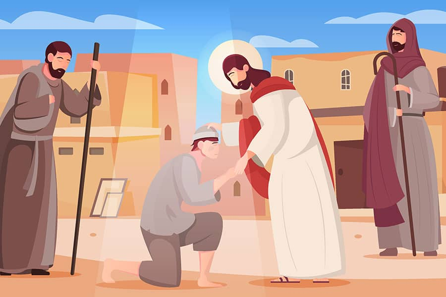 The Miracles of Jesus Bible Quiz